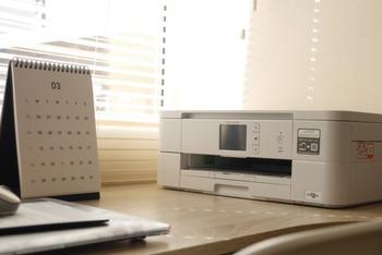 なんと、自宅のプリンターで印刷したインクジェットのコピー用紙を使ってデコパージュができるんです。自分のお気に入りの写真やイラストをコピーして活用できるからうれしいですね。
