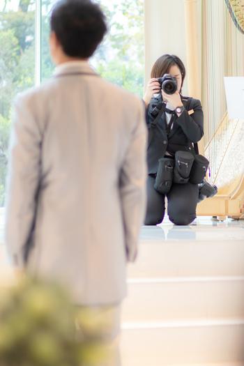 カメラマンや当日お世話になる担当者の方たちとの最終打ち合わせをします。事前に伝えておきたいことをリストアップしておくと安心です。
