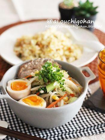 たまには、おうちラーメンをスープから作ってみませんか? スープは材料を混ぜて煮るだけなので簡単!なのに本格的なお味です。