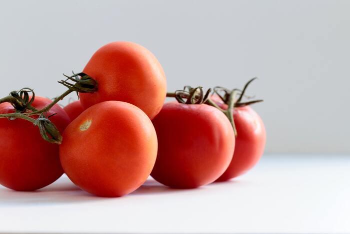 けれど、一度にたくさん採れる野菜こそ乾物にしたいですよね。夏に自分で栽培しやすい「トマト」は水分が多く、完全に乾燥させるのが難しい野菜ですが、軽く干して水分を抜くだけでも新しい美味しさに出会えるはず。