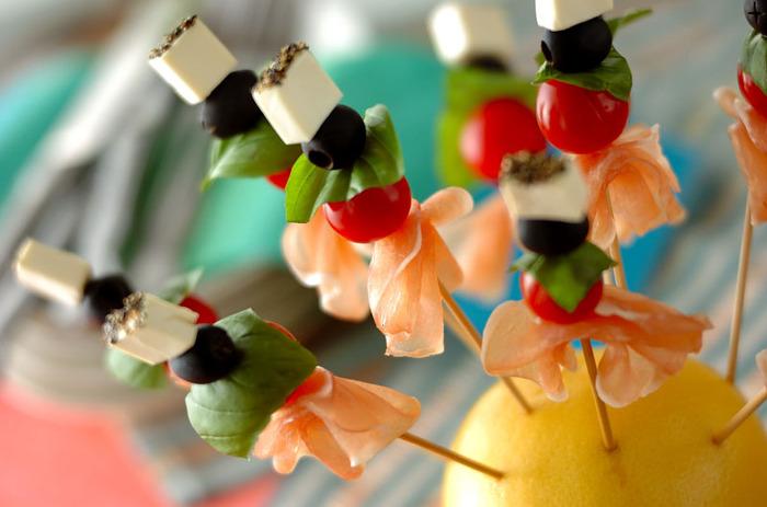 小さくて可愛い♪食卓を彩る「ミニ野菜&ミニ食材」のアイデアレシピ集