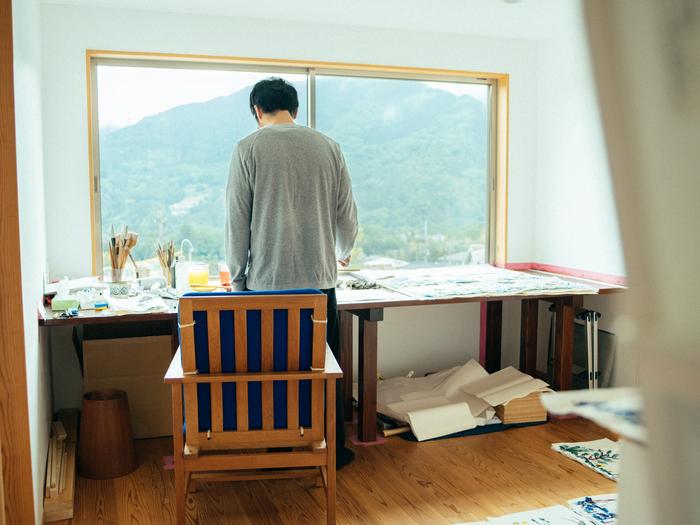 vol.103 絵本作家・きくちちきさん  小さな世界で出会う、素晴らしい友達