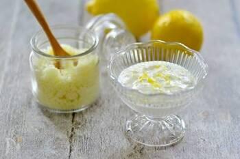 「レモンシュガー」とはレモンと砂糖を混ぜ合わせて作る、手作りの調味料のこと。