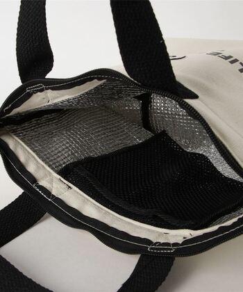 冷凍食品やアイスなどを持ち運ぶ場合には、保冷機能の付いたエコバッグがおすすめです。バッグの中の温度を一定に保って食品の鮮度をキープできるので、普段のお買い物はもちろんのこと、ピクニックやアウトドアシーンにも重宝しますよ。