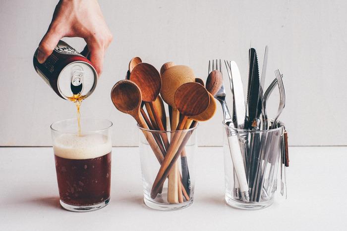グラスとしてはもちろん、様々な使い方ができるグラスはいくつあっても困りません。 耐熱性があるので熱い飲み物もそそげます。また、サイズも様々あるので組み合わせてプレゼントしてもいいですね。