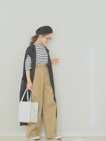 カジュアルなアイテムは、ファストファッションでも安く手に入るのは事実。ですが、素材やシルエットなどにこだわりたい30代ファッションでは、もっと上質なアイテムを選びましょう。シンプルなファッションでも、アイテム一つ一つが上質ならより素敵に見えますよ。