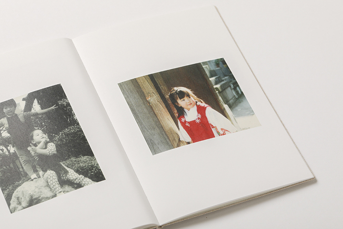 子供から母への愛情と思い出が詰まった素敵な写真集。お母さん、きっと泣いちゃいますね。