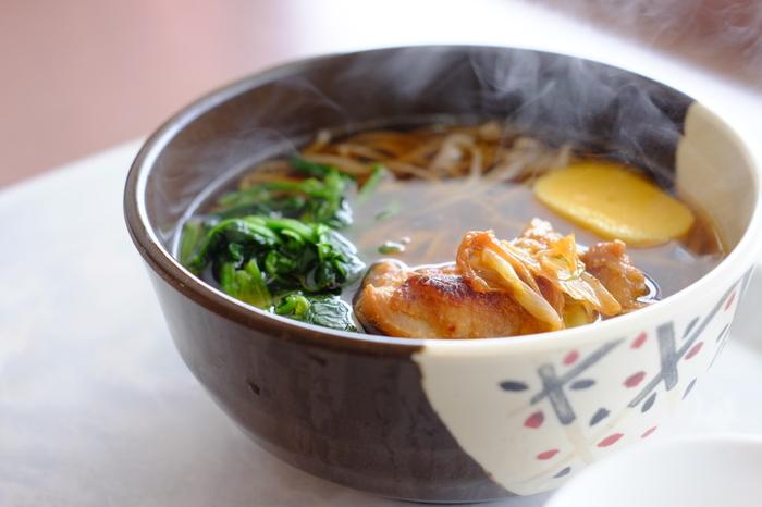 全国津々浦々~。旅先で個性豊かな「ご当地蕎麦」を味わいませんか?