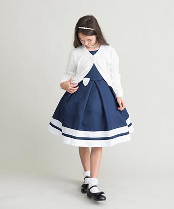 セレモニーシーンで着るお洋服は、ハレの日を彩る思い出に残る1着です。お子さん自身が、着る日が楽しみになるようなお洋服を選びたいものですね。