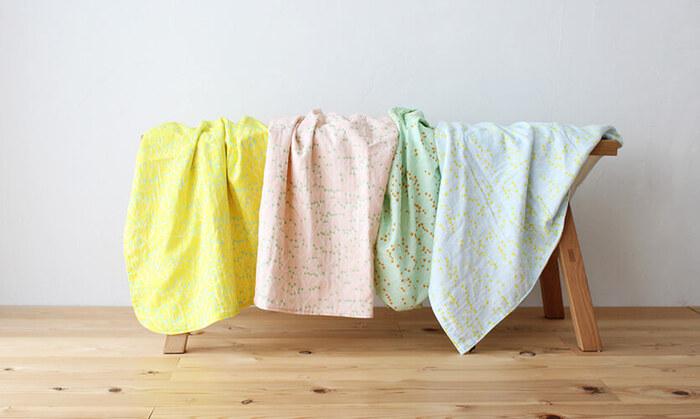 """""""つくる楽しさ、手作りのあたたかさを暮らしに""""をコンセプトに、赤ちゃんや子供のための手作りの手芸キットやオリジナル布を販売している「nunocoto」。"""