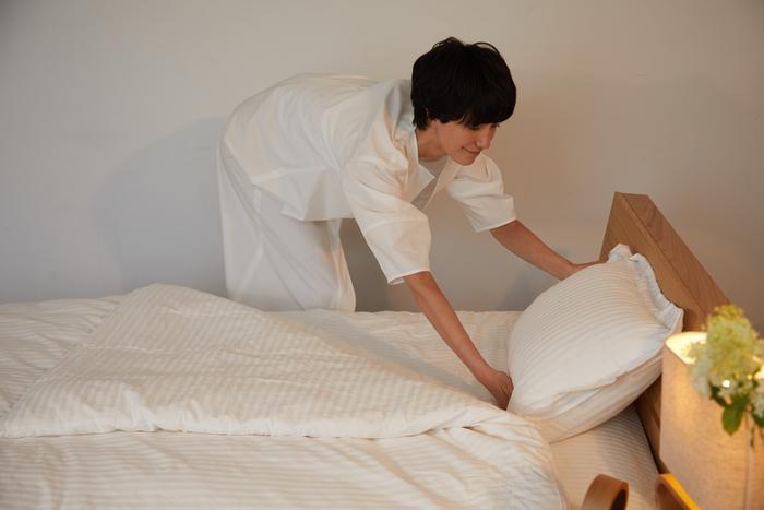 今よりもっとぐっすり。ニトリで作る「心地よい眠り」
