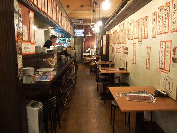 おいしいお好み焼きのお店はたくさんありますが、「お好み たまちゃん viva」はおしゃれで女子会向き。大阪のおしゃれエリア堀江にあります。
