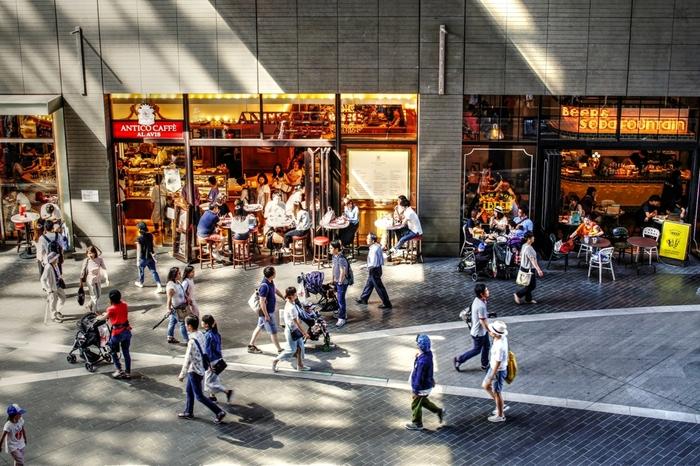 ランチにスイーツ。東京【二子玉川】でカフェ散歩