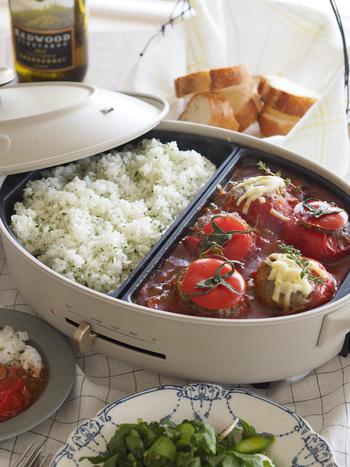 バターライスの作り方をいくつか覚えておくと、いざというときに普段の洋食をおもてなし仕様にランクアップすることができます。お気に入りのお料理に添えて、素敵な食卓を演出してみてくださいね♪
