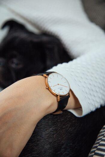 ふとした瞬間にお気に入りの腕時計が目に入ると、ワクワクした気持ちになりますよね。秋冬のコーデにも映える、北欧の腕時計を身につけて、毎日のお出かけを楽しみましょう!