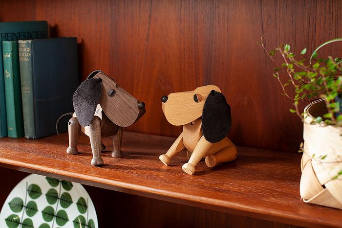 北欧デンマークのブランド「ARCHITECT MADE (アーキテクトメイド)」の木製オブジェ。1点1点職人の手で手づくりされている、温かみのある逸品です。