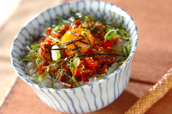 お刺身だけじゃもったいない!赤身魚の代表「カツオ」の栄養満点レシピ