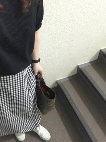 ギンガムチェックの魅力に再度、気が付いていただけたでしょうか?万能な使い方のできるギンガムチェック。特に今季はロングスカートがマストバイ!すぐに旬コーデが作れます!是非ギンガムチェックスカートで秋冬コーデを満喫してくださいね♪