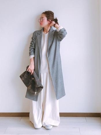 GUやZARAなどファストファッションのお店でも、さまざまな秋コートが並びます。お手頃に手に入れられるアイテムなら、気兼ねなく毎日でも着られそうですね。「自分にどんなタイプのコートがあうのかわからない…」とお悩みの方も、プチプライスのものからトライしてみるのもいいかもしれません。