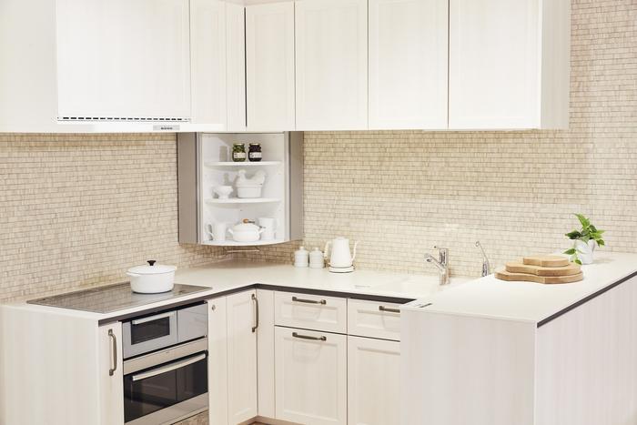 家の設備も、電化製品と同様に、ちょっとした故障など、壊れる前に買い替えどきがあります。設置した時は最新であっても、ライフスタイルの変化や新しい技術の登場により、使い勝手に不満を感じてしまうもの。特に見た目において、時代性を感じやすいキッチンは、10年も経つとどこか古めかしい雰囲気に。今のキッチンに不満を感じたら、買い替えどきなのかもしれません。