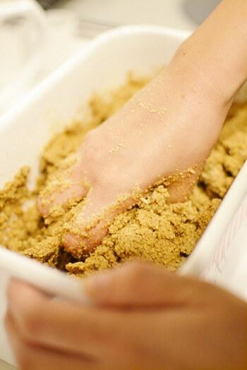 美味しいぬか漬けを作るには、ぬか床がすぐに傷まないような食材を選ぶことが大切。