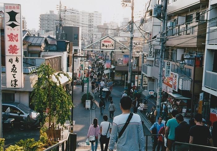 都内・坂のある町歩き~趣のある景色や小さな路地でゆったりお散歩しませんか?
