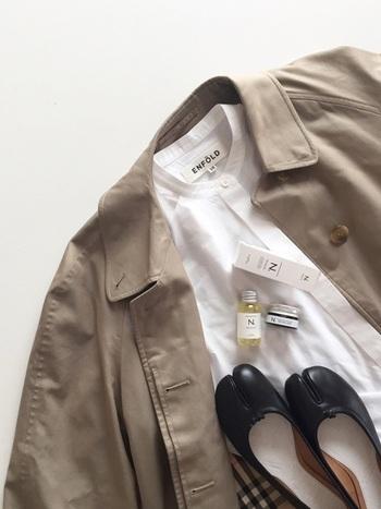 春や秋はコーディネートが難しい時期ですが、気温と季節を基準にすると洋服を選びやすくなります。 さらに季節ごとに洋服の素材や色に変化をつけると、シーズンムードたっぷりのおしゃれなコーディネートを楽しむことができますよ◎。