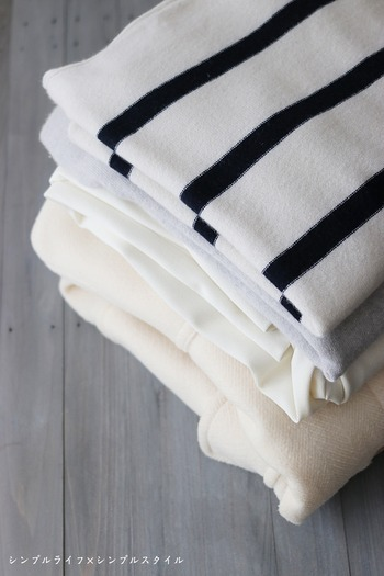 本格的に衣替えをスタートさせるのは、最低気温が20℃を下回ってからがおすすめです。20℃を下回る日が増えてきたら夏ものを着ることもほとんどないので、夏服全部をしまい洗いしてもよさそうです。