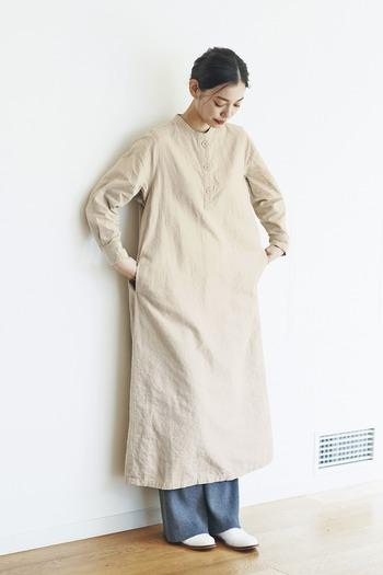 よく手に取ってしまう、大好きな『定番シルエット』の洋服たち。色や柄、素材などを工夫して、もっと自分らしい着こなしを楽しんでみませんか?
