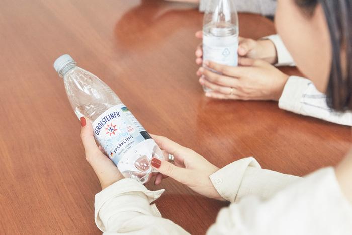 炭酸水で食事をアップデート。手軽に始められる【硬水炭酸水】のススメ