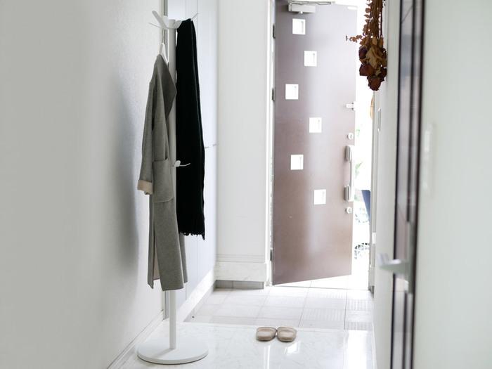玄関がすっきり、おしゃれにまとまっていると、気持ちの良い1日がスタートできますね♪ ぜひご紹介したアイデアを取り入れて、快適な玄関づくりに挑戦してみてください。