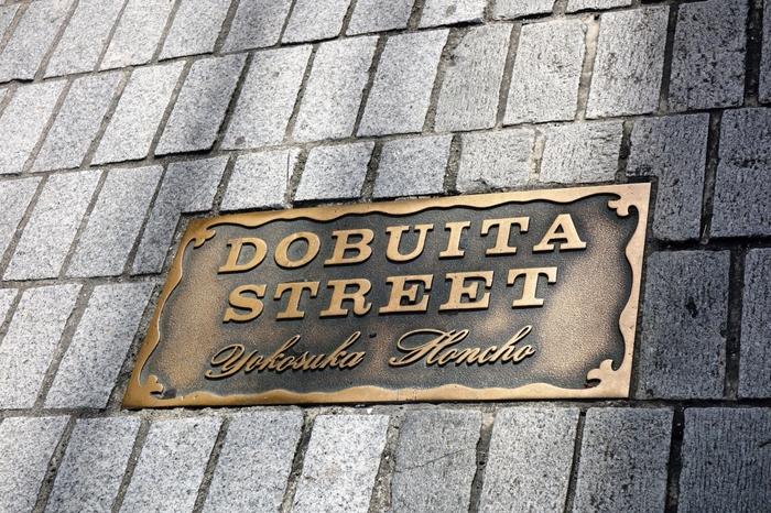 「スカジャン」は「ヨコスカジャンパー」の略。戦後、神奈川県の横須賀に在留していたアメリカの進駐軍のお土産として生まれたのがはじまりと言われています。あるお店が、米軍兵士のジャンパー修理のついでに和柄の刺繍を入れたところ、好評となり「スカジャン」となったのだとか。横須賀の「ドブ板通り」には、戦後からスーベニアショップが並び、現在も「スカジャン」を扱うお店があります。