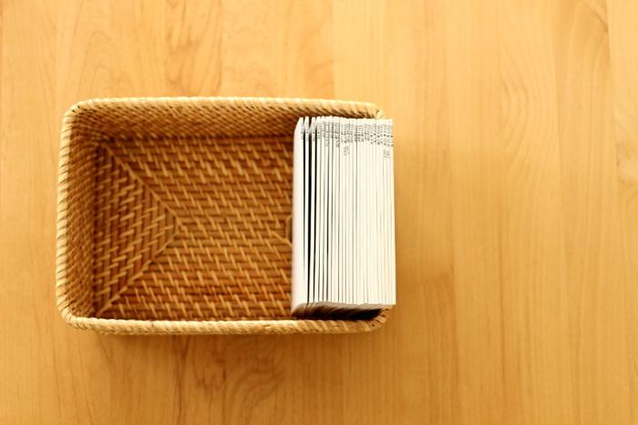 1冊分がとても薄いので、収納に場所を取らないのも嬉しいポイント。毎月1冊と決めれば、ついつい貯めてしまいがちなスマホの写真も整理しやすくなりますね。