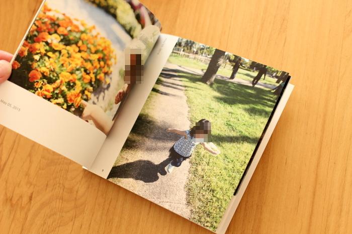 スマホの写真が溜まり過ぎているという方におすすめなのが、フォトブックを作る方法。スマホのアプリから簡単に作れるものも多く、好きな写真を選ぶだけでレイアウトなども自動で決めてくれるのが魅力です。