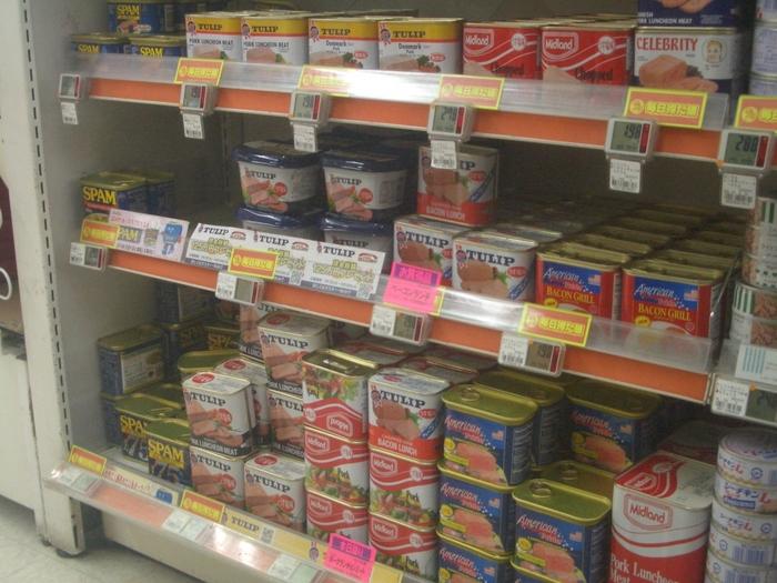 地元のスーパーマーケットをのぞくのも旅の楽しみの1つです。地元ならではの珍しい食材に出会えるかも。