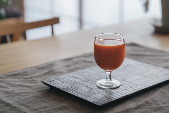 栄養と美味しさをプラスして♪【野菜ジュース】を使ったヘルシーレシピ