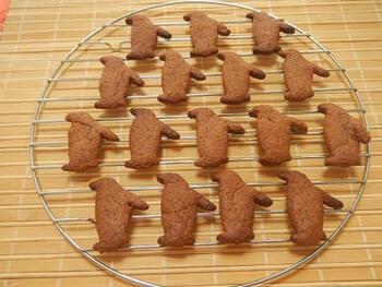 最近のオーブントースターは焼きムラも少ないようですので、クッキーもきれいに焼き上がります。ホットケーキミックスを使えば、より簡単にできますね。