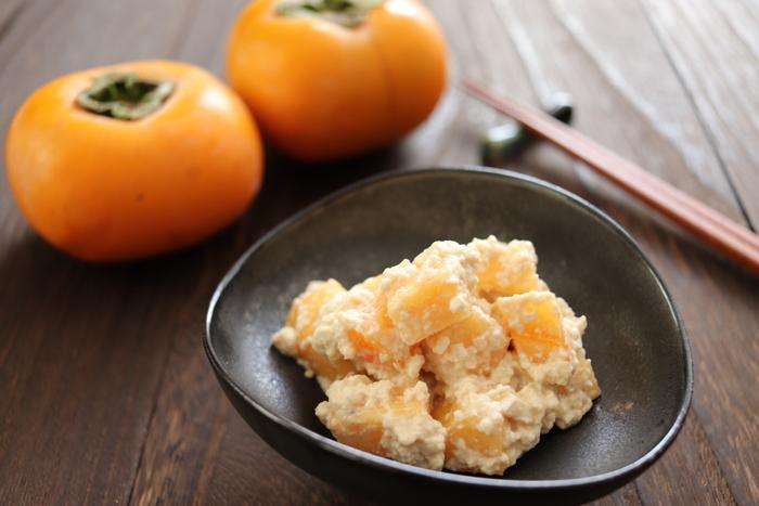 栄養満点でおかず系にもスイーツにもアレンジが効く柿。これからが旬になる柿を今年はもっと美味しく頂いちゃいましょう!