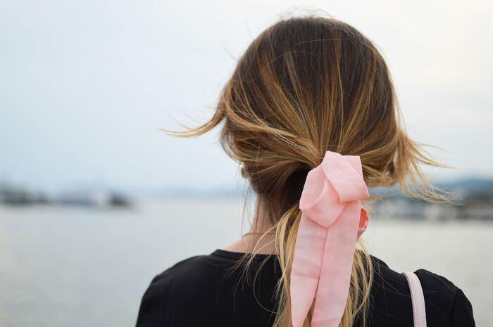 伸ばしかけをアレンジ♪《ミディアムヘア》のまとめ方&お洒落なロブヘア
