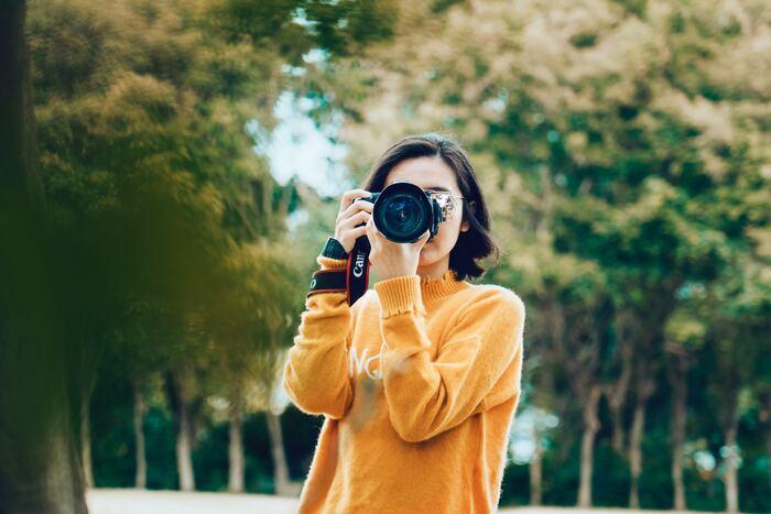これであなたもカメラ女子。低予算で始められる《写真のある暮らし》