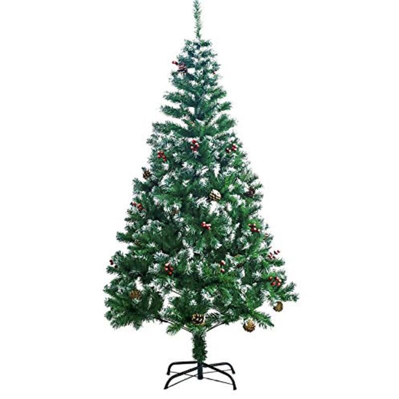 AISHITE クリスマスツリー ヌードツリー 松かさ付き 赤い実付き xmas まるで森の中のクリスマス 120cm 150cm 180cm