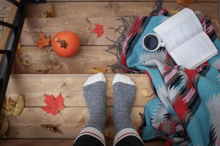 窓全開で風を感じながら。秋の『お片付け日和』にしたいこと