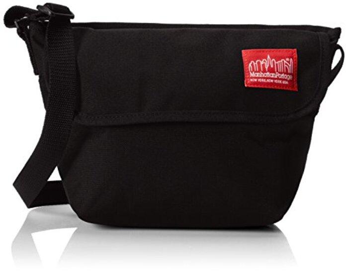 [[マンハッタンポーテージ] Manhattan Portage] 正規品【公式】 Casual Messenger Bag(XS) メッセンジャーバッグ MP1603 ブラック