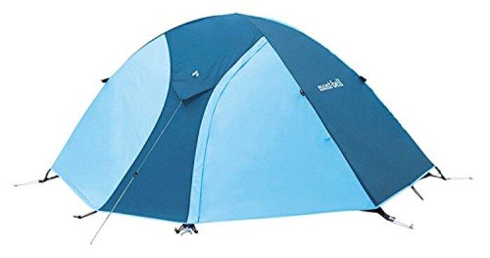 モンベル(mont-bell) テント クロノスドーム2型 [2人用] スカイブルー 1122491-SKB