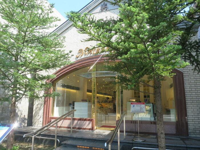 北山に本店があるマールブランシュ。支店もたくさんあり、JR京都駅の八条口や伊勢丹でも購入することができますよ。
