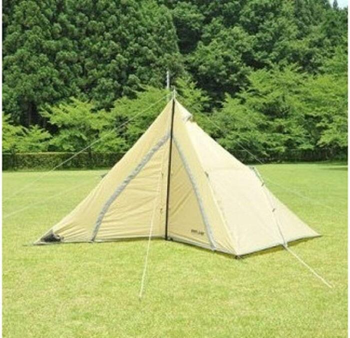 [ユニフレーム] キャンプ テント REVOルーム4 プラス