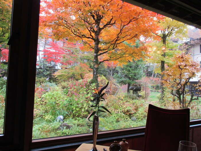 秋の軽井沢でしっとり贅沢な時間を。大人の「ホテルランチ」特集