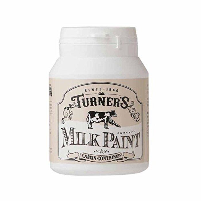 ターナー色彩 アクリル絵具 ミルクペイント スノーホワイト