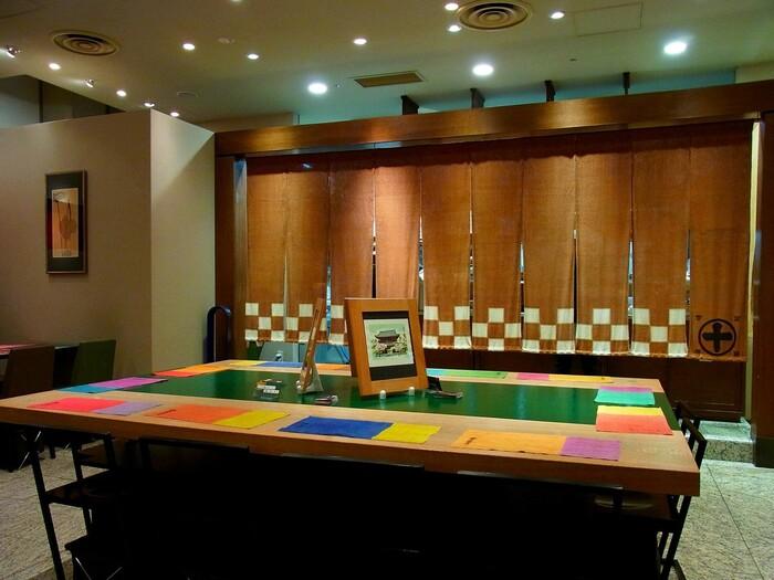 本店は宇治ですが、京都駅の伊勢丹内にも店舗があるので、宇治に行かない場合でも中村藤吉の味が楽しめますよ。