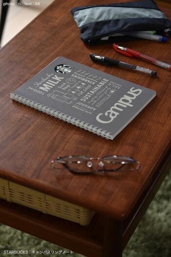 すこし高価なノートで学習を始めれば、途中で投げ出したくなる気持ちは薄れるはず。何万円もするものではありませんから、気に入ったものを購入してみましょう。